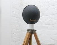 Tri Pod Lamp