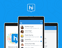 Hike Messenger for Windows Phone