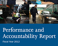 CBP Annual Report FY 2012