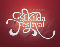St Kilda Festival - Redesign concept