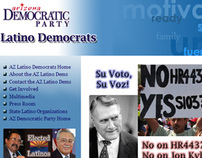 Arizona Latino Democrats Website