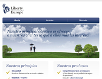 Liberty Insurance Group (Intranet)