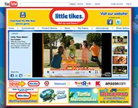 MGA YouTube Mini Sites