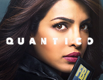 #QUANTICO - Nothing is as it seems.