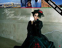 Cover for music single - Negar Mandegar