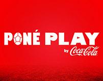 Poné Play Coca-Cola