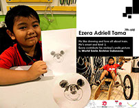smile from Indonesia donated by Ezera Tama