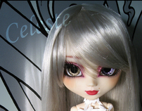 One of a Kind Series - Customized Pullip - Celeste