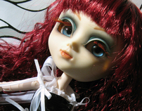 One of a Kind Series - Customized Pullip - Eidothea