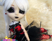 One of a Kind Series - Customized Pullip -Isobel Miyuki