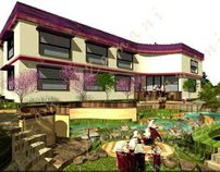 Landscape Design of a Sustainable Schoolyard - 2009