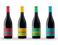 Mono, Vino monovarietal