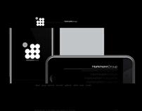 Corporate / Brand Identity & WebDesign - HarkmaNn Group
