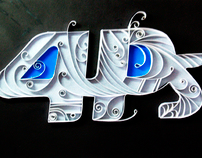 Quilling 4ps