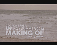 Cocada Brasil Making Of
