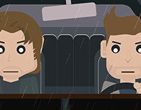 Supernatural - Scene Animation