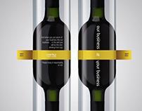 The design business bottle