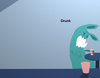 Drink, Drank, Drunk.