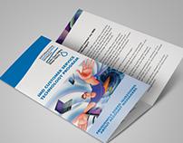 Tech Support Tri-Fold Brochure