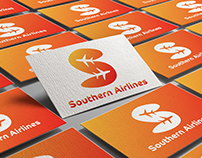 Southern Airlines Logo Project