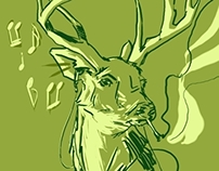 MAINSTREAM INDIE DEER