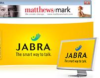 Jabra Screensaver