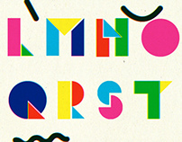 TET typeface