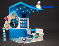 E-Zee Navigator Booth