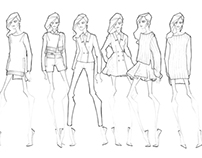 fall 2013, sketches