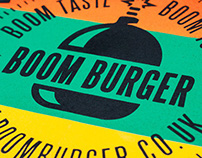 BOOM Burger - Loud Jamaican Flavours