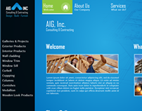AIG Inc. Web Design