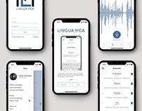 """""""Lingua Mea"""" Translate App"""