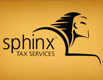 Sphinx Tax Services: Branding