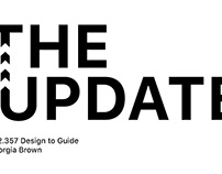 The Update - Web/Interaction Design