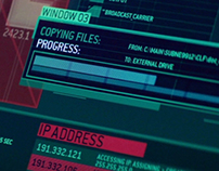 The Numbers Station - Film UI