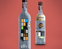 Botella Ganadora - Concurso Frizzé