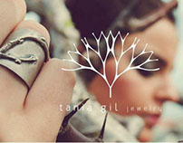 Tania Gil jewelry | Logo & Photography