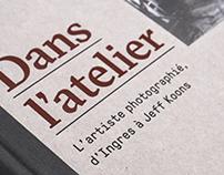 Petit Palais – Dans l'atelier
