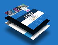 Landing Page 2 USBfactory (2014)