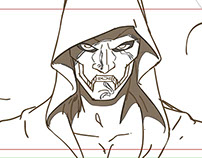 Doctor Doom Concept Animatic