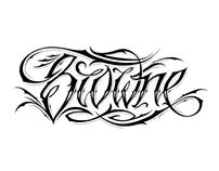 Custom Lettering I
