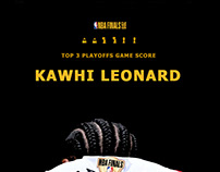 The Summer of Kawhi Leonard
