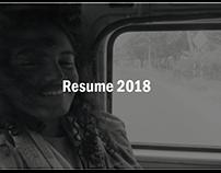 Resume 2018