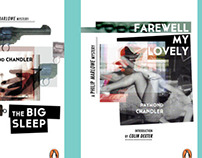 The Big Sleep book covers