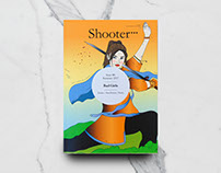 Shooter Literary Magazine: Bad Girls Issue #6