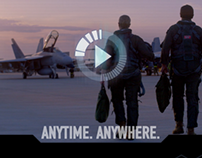 Anytime. Anywhere. | Royal Australian Air Force | GPY&R