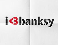 I love Bansky