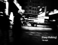 Keep Walking: The night...