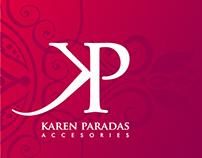 Karen Paradas Accesories Logotipo