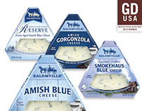 Salemville® Blue Cheese Line
